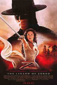 The Legend of Zorro-2(2005)