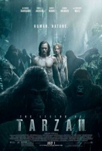 The Legend Of Tarzan (2016) ျမန္မာစာတန္းထုိး