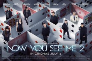 Now You See Me 2 : 2016 ျမန္မာစာတန္းထိုး