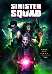 Sinister Squad (2016) ျမန္မာစာတန္းထိုး