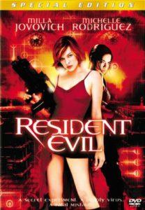 Resident Evil (1+2+3+4+5 Special Package) ျမန္မာစာတန္းထိုး