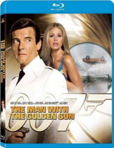 (James Bond) The Man with the Golden Gun (1974)