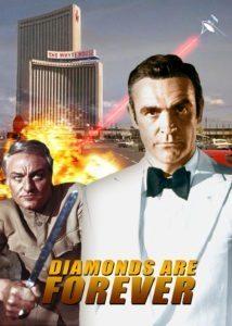(James Bond)Diamonds Are Forever (1971)