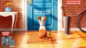The Secret Life of Pets(2016)(ျမန္မာစာတန္းထိုး)