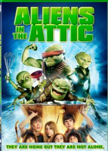 Aliens In Attic (2009)