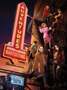 Adventure In Babysitting (2016)