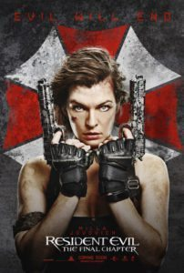 Resident Evil: The Final Chapter 2017