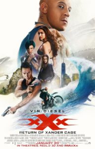 XXX: Xender Of Cage (2017)