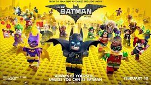 The LEGO Batman 2017