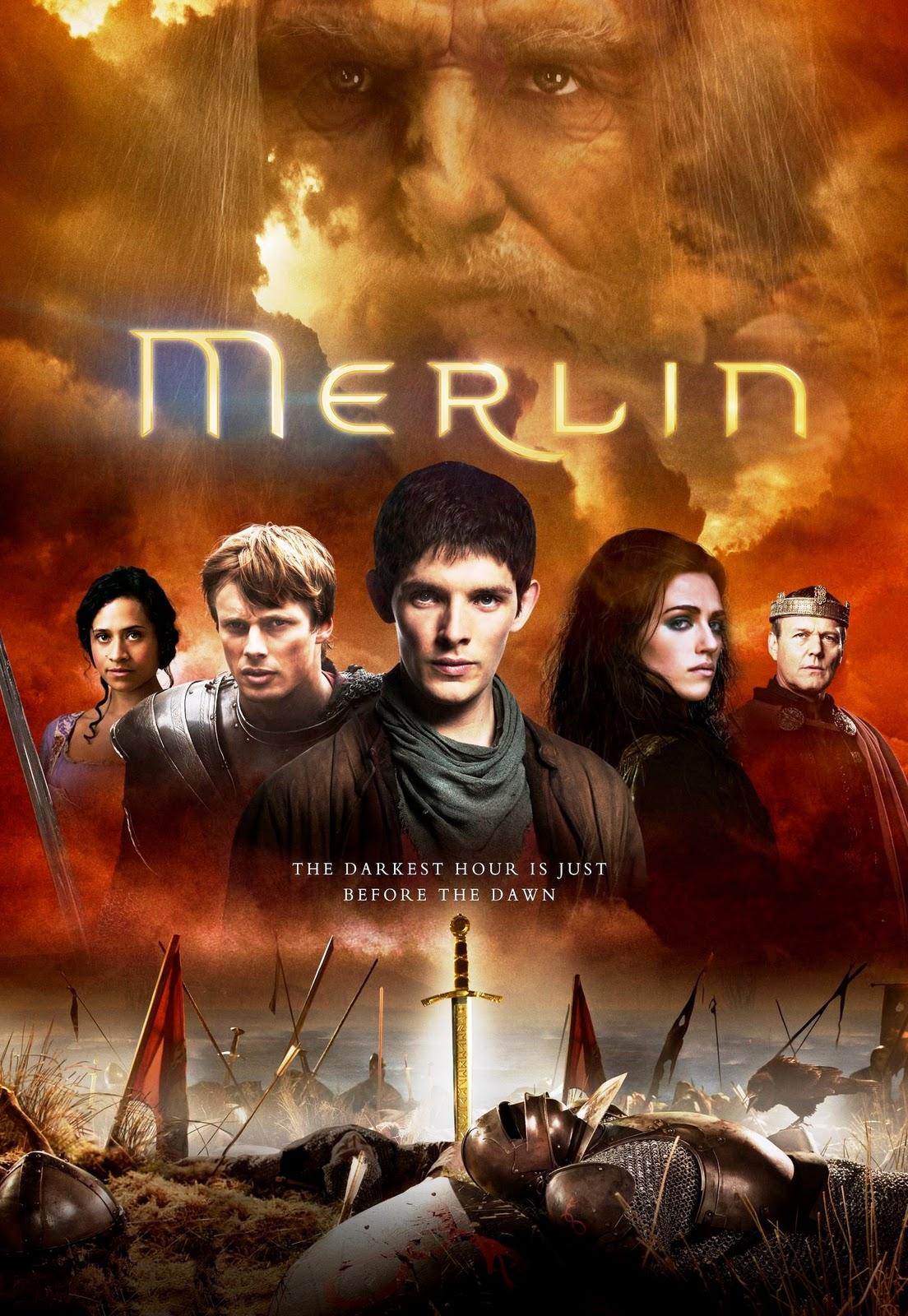 Merlin Season (4)