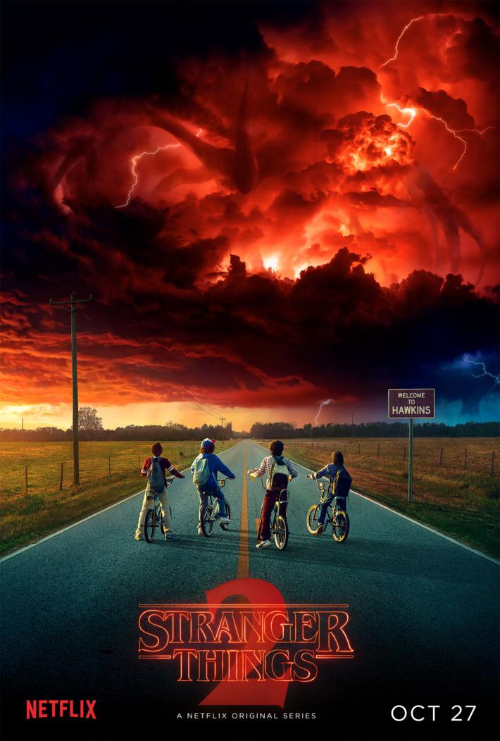 Stranger Things Season 02 Complete