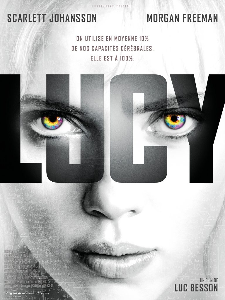 Lucy ( 2014 )