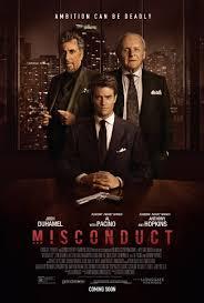 Misconduct (2016) ျမန္္မာစာတန္းထိုး