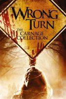 Wrong Turn Movies (1+2+3+4+5+6)