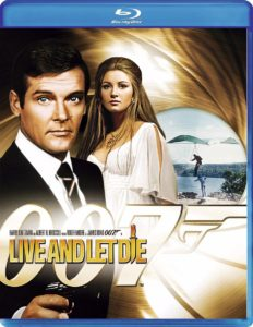 (James Bond) Live and Let Die (1973)