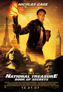 National Treasure: Book of Secrets (2007) ျမန္မာစာတန္းထိုး