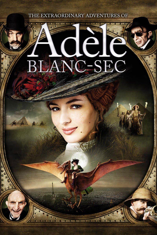 The Extraordinary Adventure of Adel Blanc-Sec (2010) ျမန္မာစာတန္းထိုး