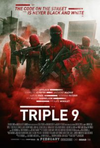Triple 9 (2016) ျမန္မာစာတန္းထိုး