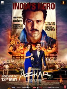 Azhar (2016) ျမန္မာစာတန္းထိုး