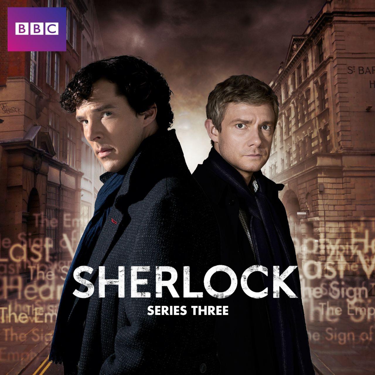 Sherlock Season(3) Complete