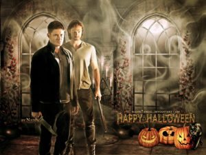 ွSupernatural Season 4 Episode 7 For Halloween