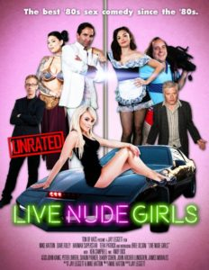 Live Nude Girl (2014) 18+