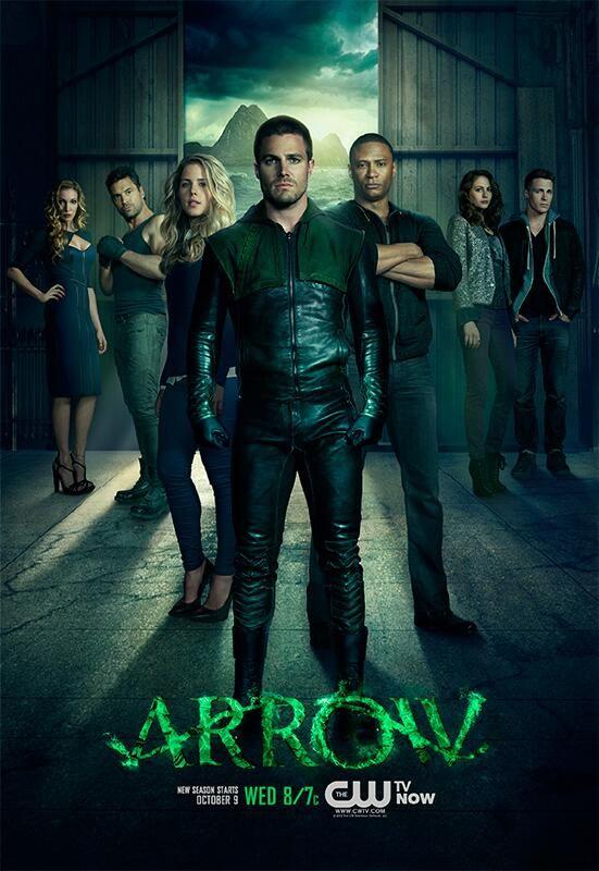 Arrow Season ( 2 )
