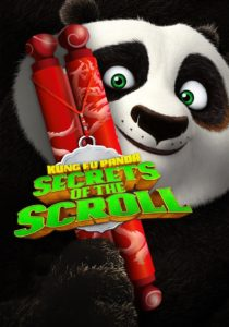 Kung Fu Panda : Secrets of the scoll