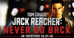 Jack Reacher 2: Never Go Back 2016 – Channel Myanmar
