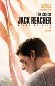 Jack Reacher 2: Never Go Back 2016