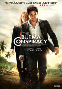 Tomer Sisley – Stars – Channel Myanmar