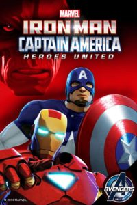 Iron man & Captain America: Hero United (2014)