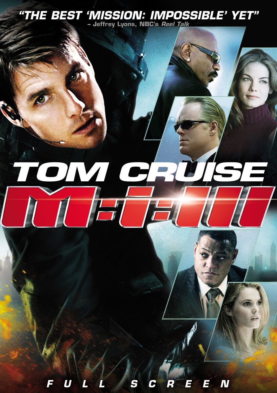 Mission Impossible 3 (2006)
