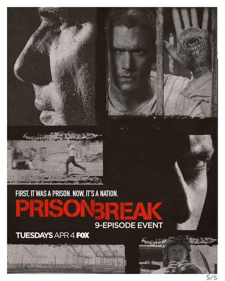 Prison Break Season5 (2017)