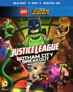 Justice League – Gotham City Breakout (2016)