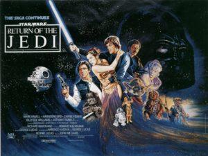 Star Wars VI : Return of the Jedi 1983
