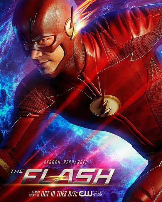 The Flash Season (4) [COMPLETE]