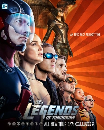 Legends of Tomorrow Season (3)