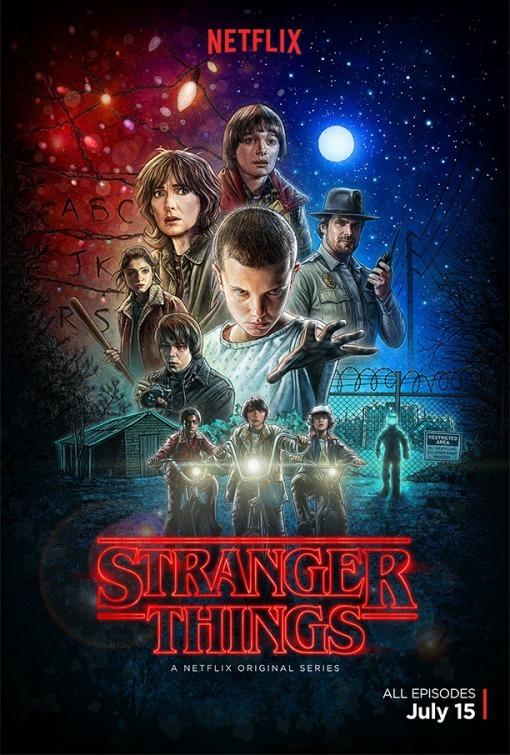Stranger Things Season 01 Complete