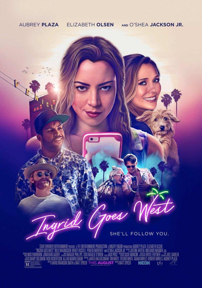 Ingrid Goes West (2017)