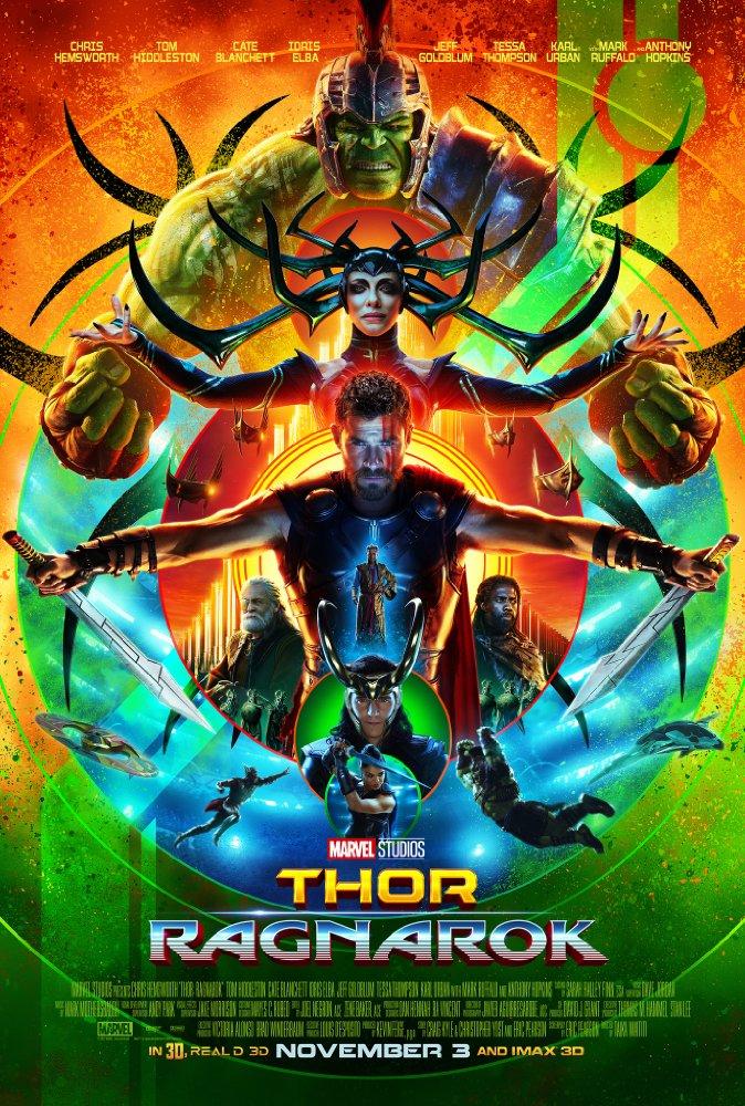 Thor: Ragnarok (2017) MCU