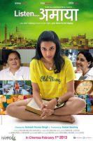 Listen…Amaya (2013)