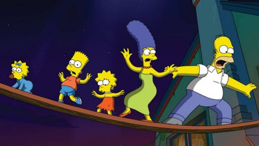 The Simpsons Movie 2007 Channel Myanmar