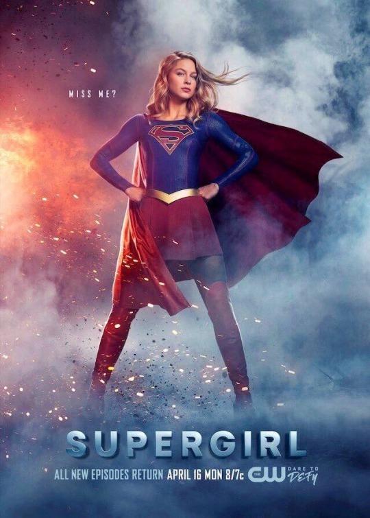 Supergirl Season 3 [COMPLETE]