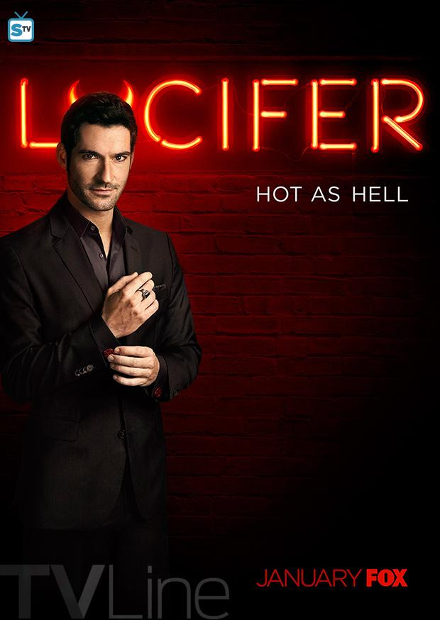 Lucifer Season 1 [COMPLETE]