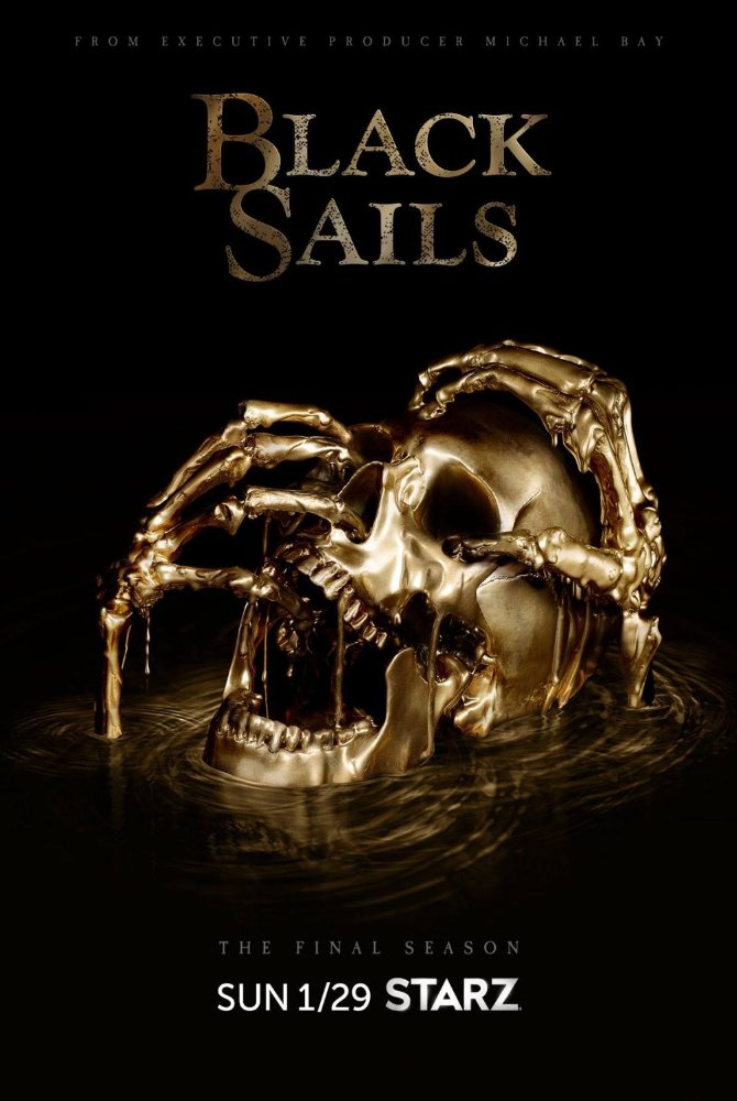 Black Sails (Season 2) Complete