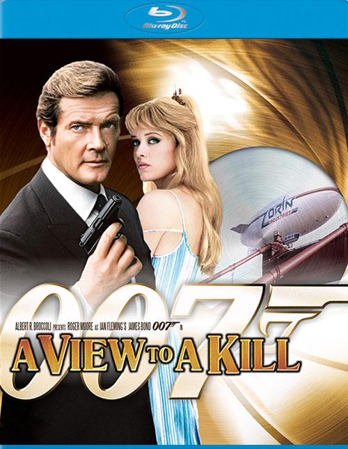 (James Bond) A View to a Kill (1985)