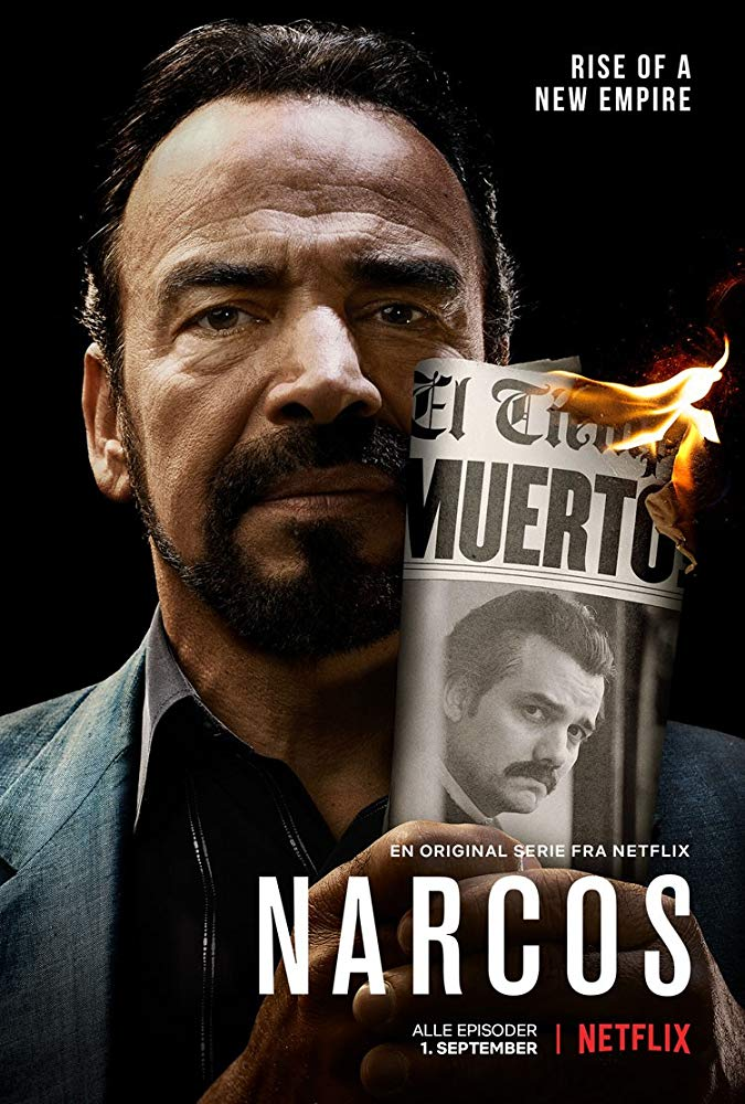 Narcos Season (3)[Complete]
