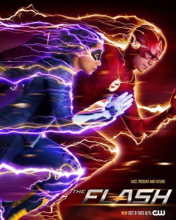 The Flash Season (5)