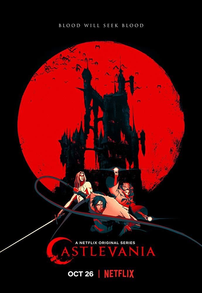 Castlevania Season 1 & 2 {Complete}